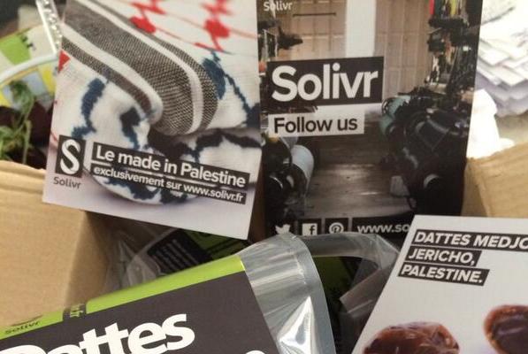 solivr produits palestinien